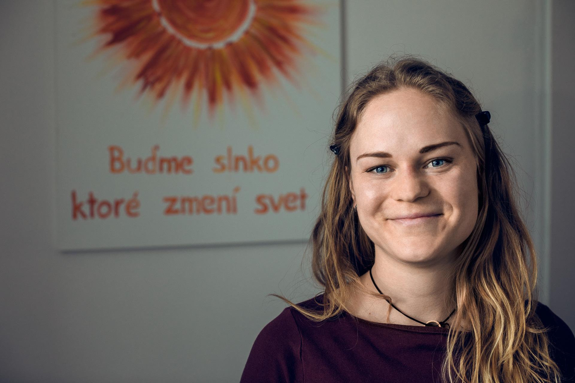 Soňa Palovičová: Bežala do kopca a jej život išiel dolu vodou. Teraz sa dotýka hviezd. Článok na Pure Nuts